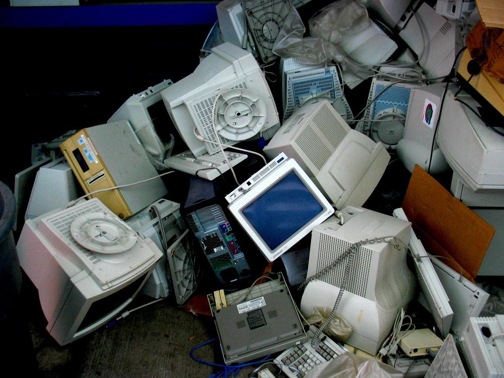 Disposed servers