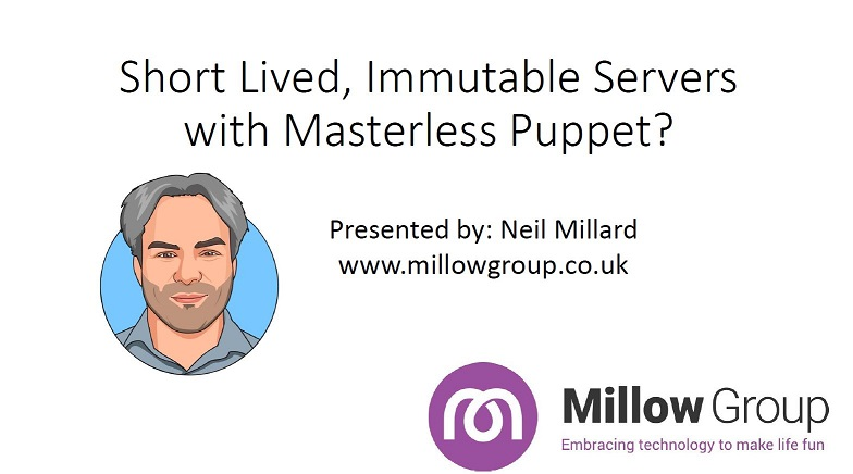 Immutable Servers with Puppet