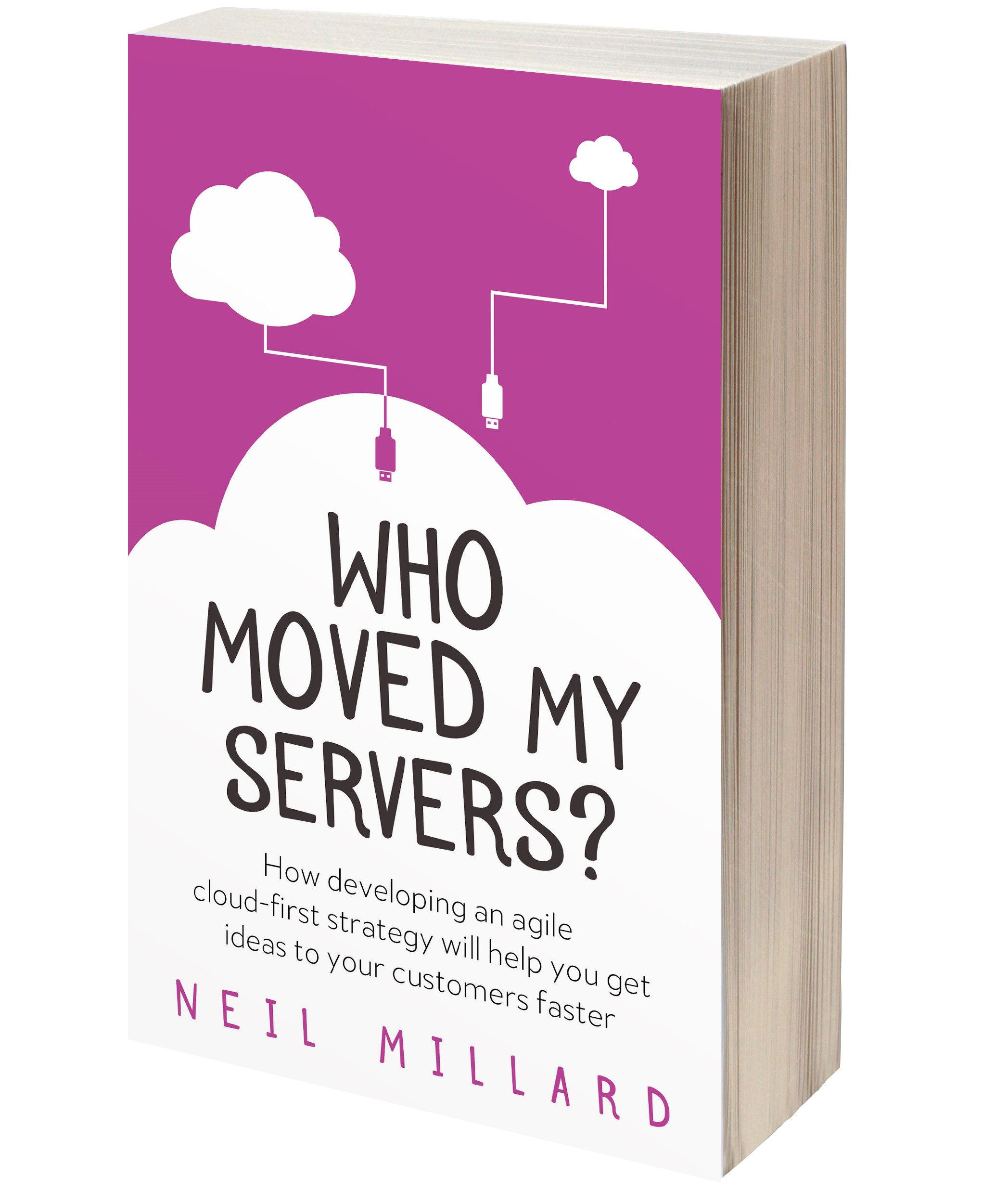 Who Moved My Servers book cover